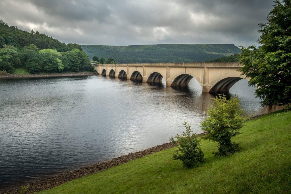 Ladybower Reservoir, Derbyshire, East Midlands