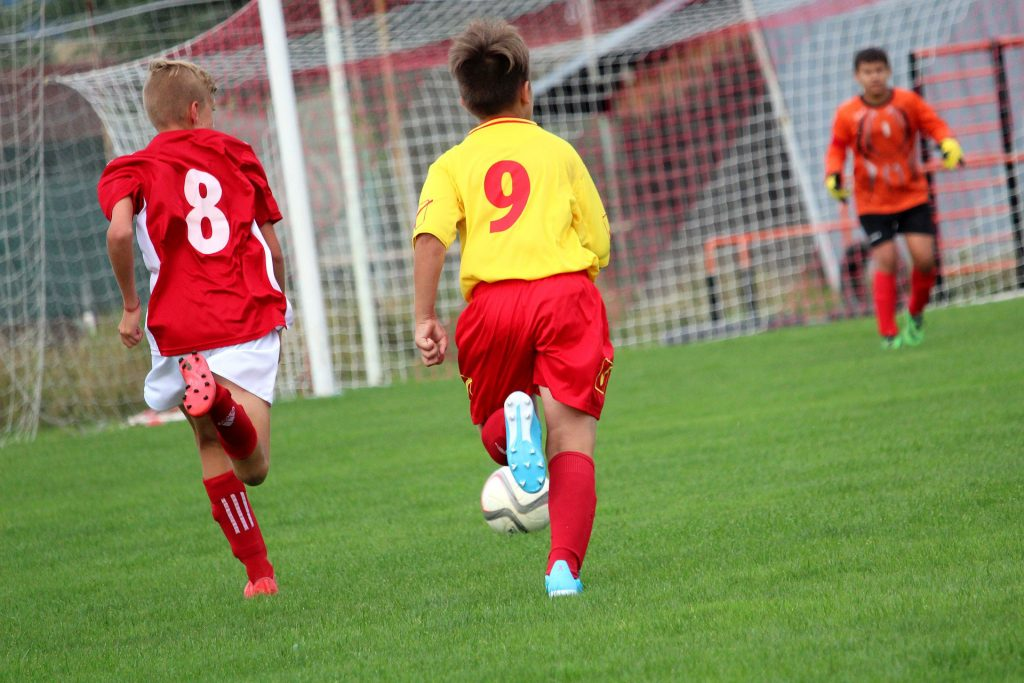 Football - Juniors. Kids football clubs and events in London