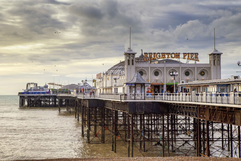 Brighton, East Sussex, South East England