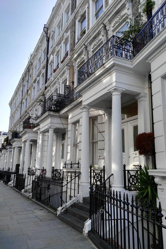 Earl's Court in West London
