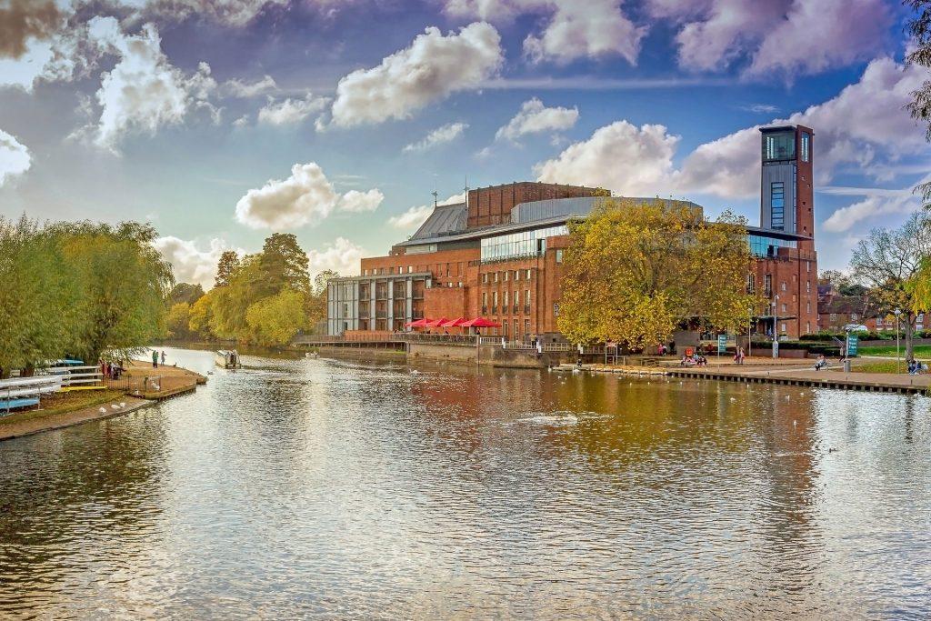 RSC, Stratfprd upon Avon, Warwickshire, West Midlands